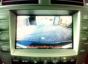 Side and Rear Camera Repairs
