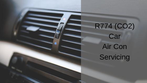 R744 car air con
